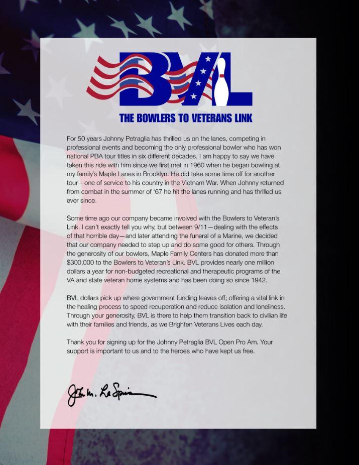 bvl letter