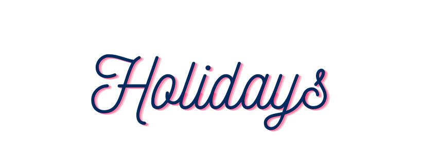 Holidays-1