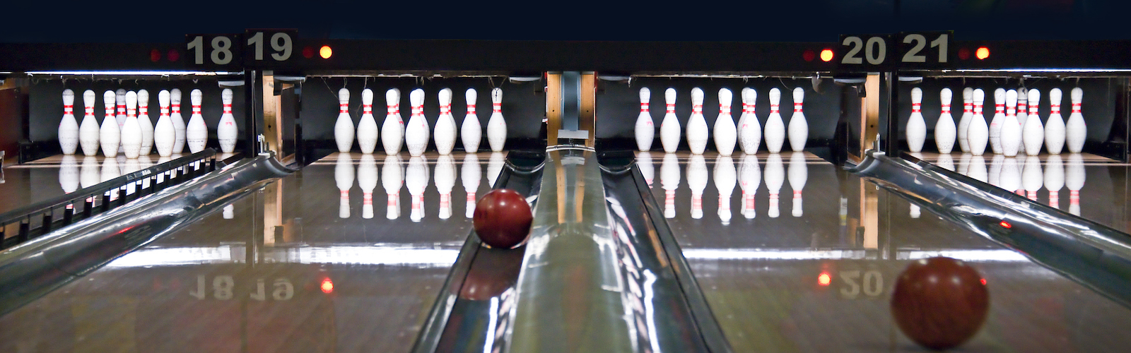 Bowling lines